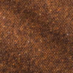 Delfino-orange-brown-faux-uni Fabric