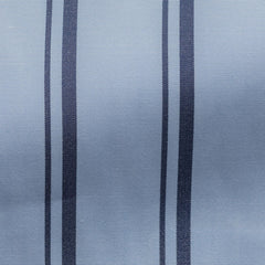 Monti-light-blue-cotton-poplin-with-dark-blue-stripes Fabric