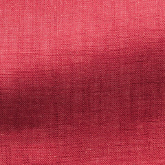 Albini-red-linen-open-weave Fabric