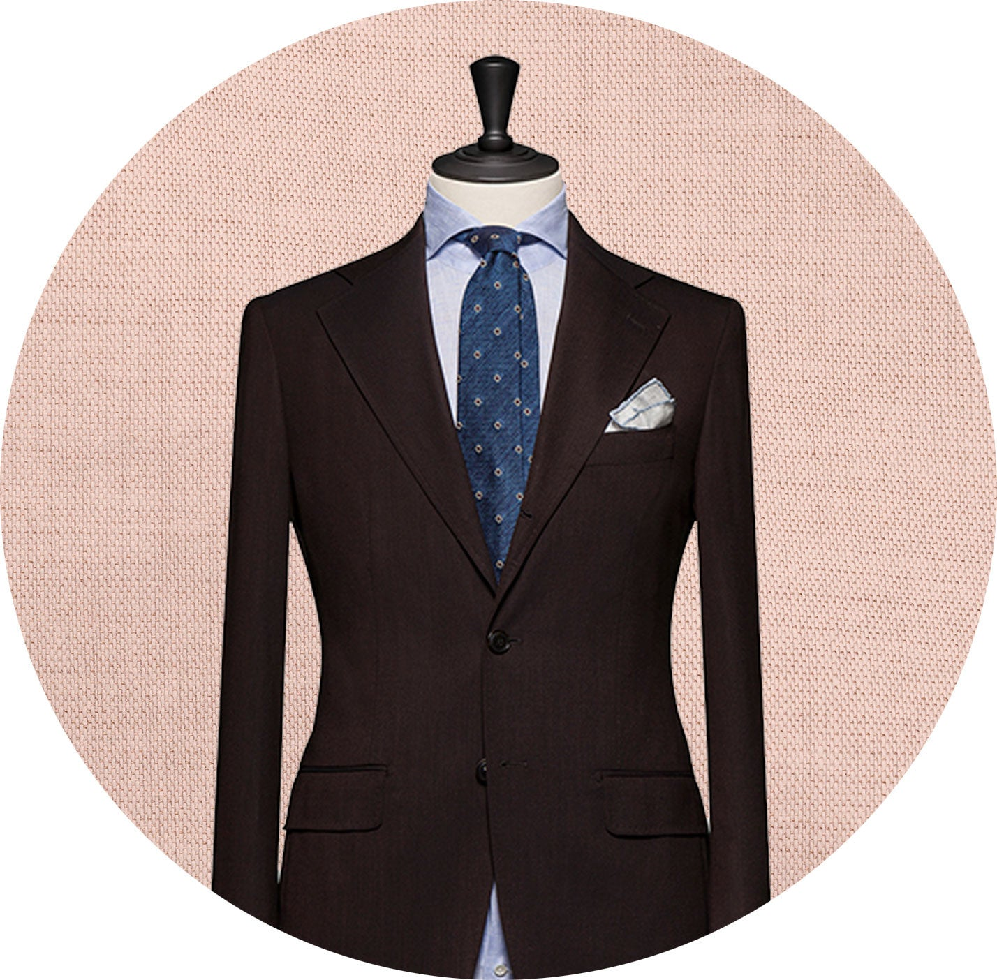 Business Luxury Grey & Brown