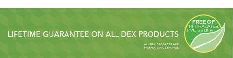 Dex Lifetime Guarantee