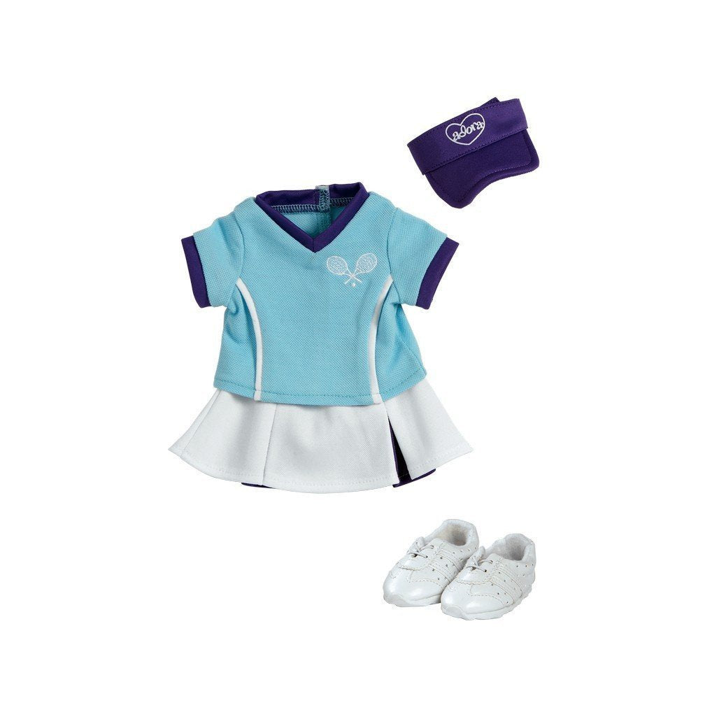Adora Charisma Adora Friends Doll Clothing Tennis-Dolls-Babysupermarket