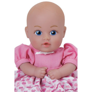 Adora Charisma Baby Tots Play Baby Doll Pink Hearts Dress-Dolls-Babysupermarket