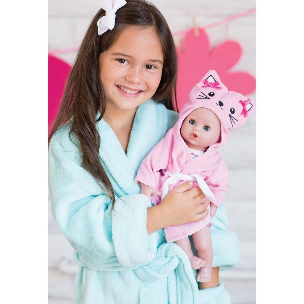 Adora Charisma BathTime Baby Kitty Play Baby Doll-Dolls-Babysupermarket