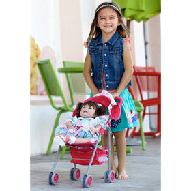 Adora Charisma Doll Umbrella Stroller with ShadeDollsBabysupermarket