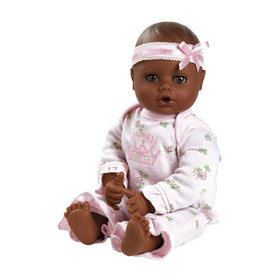 Adora Charisma Little Princess Baby Doll Dark Skin-Dolls-Babysupermarket