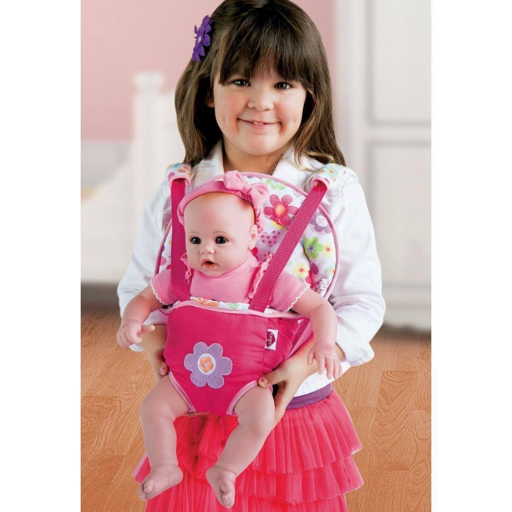 Adora Charisma Dolls Adora Charisma Play Baby Doll Carrier Snuggle