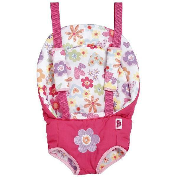 Adora Charisma Play Baby Doll Carrier Snuggle