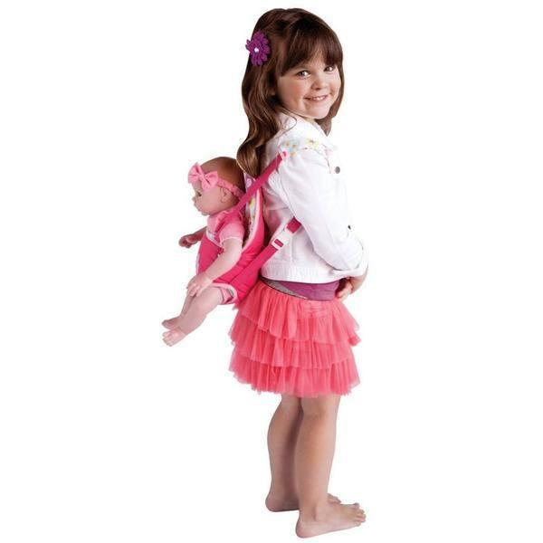ff9de55cd Adora Charisma Play Baby Doll Carrier Snuggle