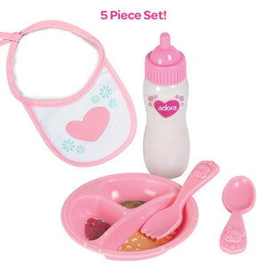 Adora Charisma Dolls Adora Charisma Magic Doll Feeding Set
