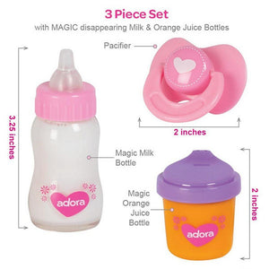 Adora Charisma Dolls Adora Charisma Magic Doll Sippy Set