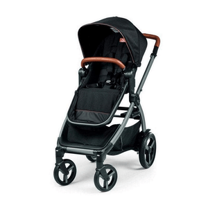 Perego Baby Gear Agio Black Z4 Full Feature Stroller by Peg Perego
