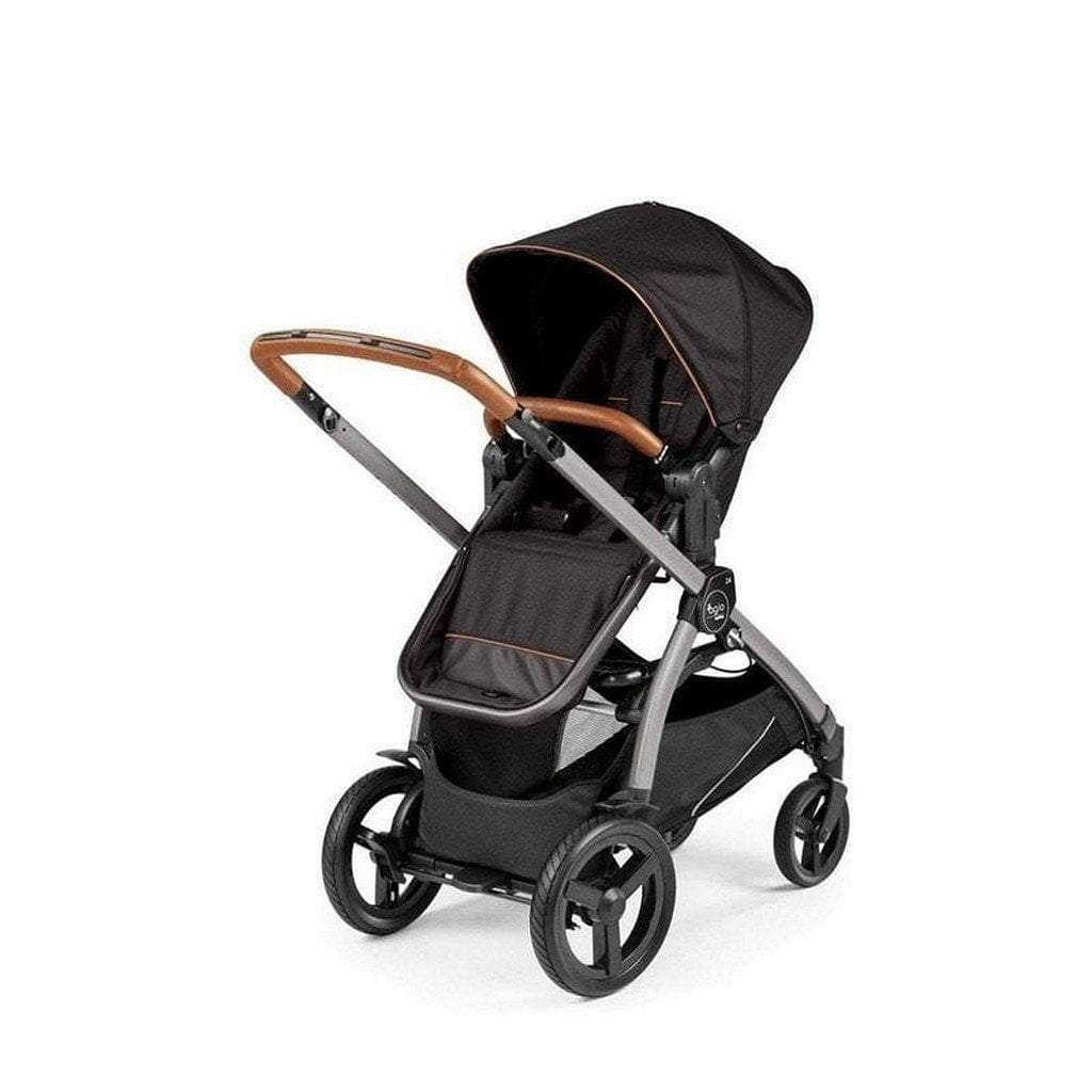 Agio by Peg Perego Z4 Full-Feature Reversible Stroller Grey