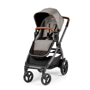 Perego BabyGear Agio by Peg Perego Z4 Full-Feature Reversible Stroller Grey