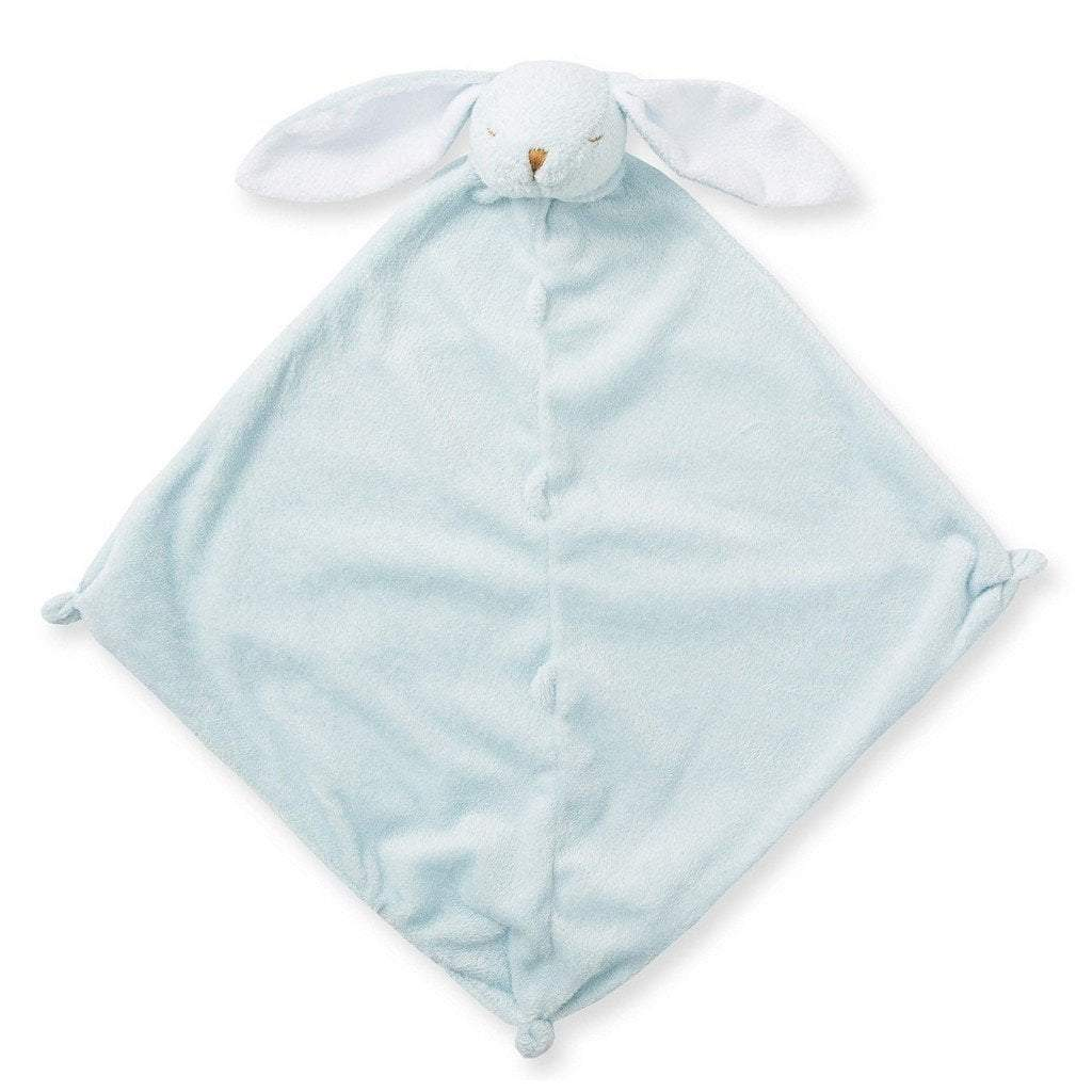 Angel Dear Baby Blankets Angel Dear Blankie Blue Bunny