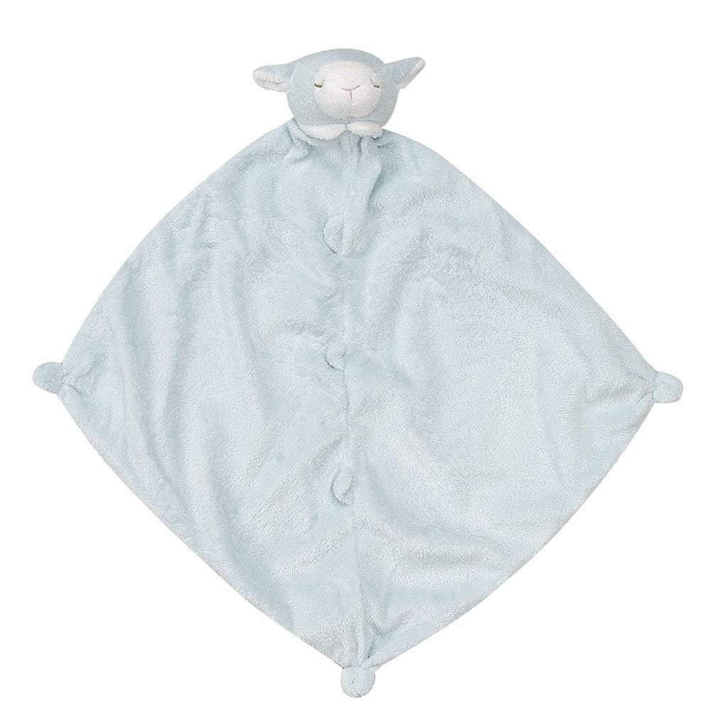Angel Dear Baby Blankets Angel Dear Blankie Blue Lamb