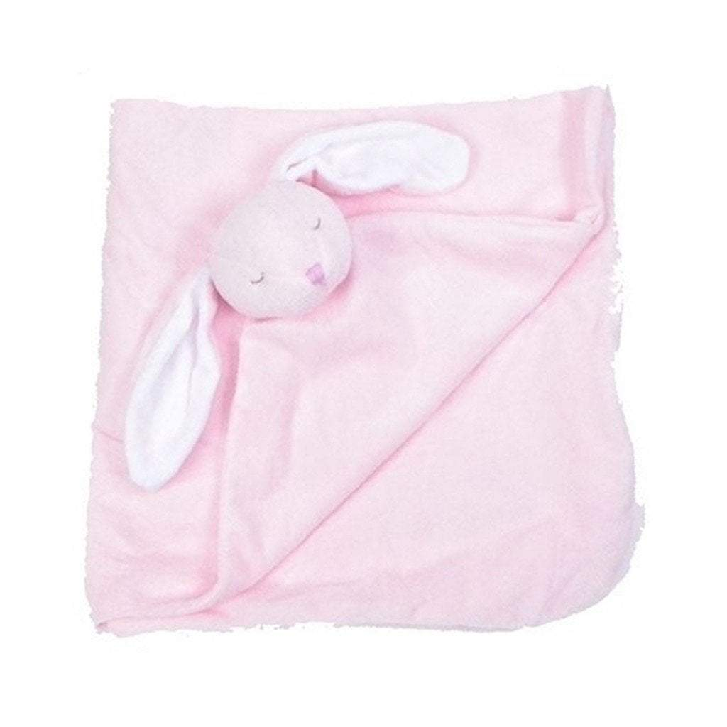 Angel Dear Gifts & Apparel Angel Dear Nap Blanket Pink Bunny
