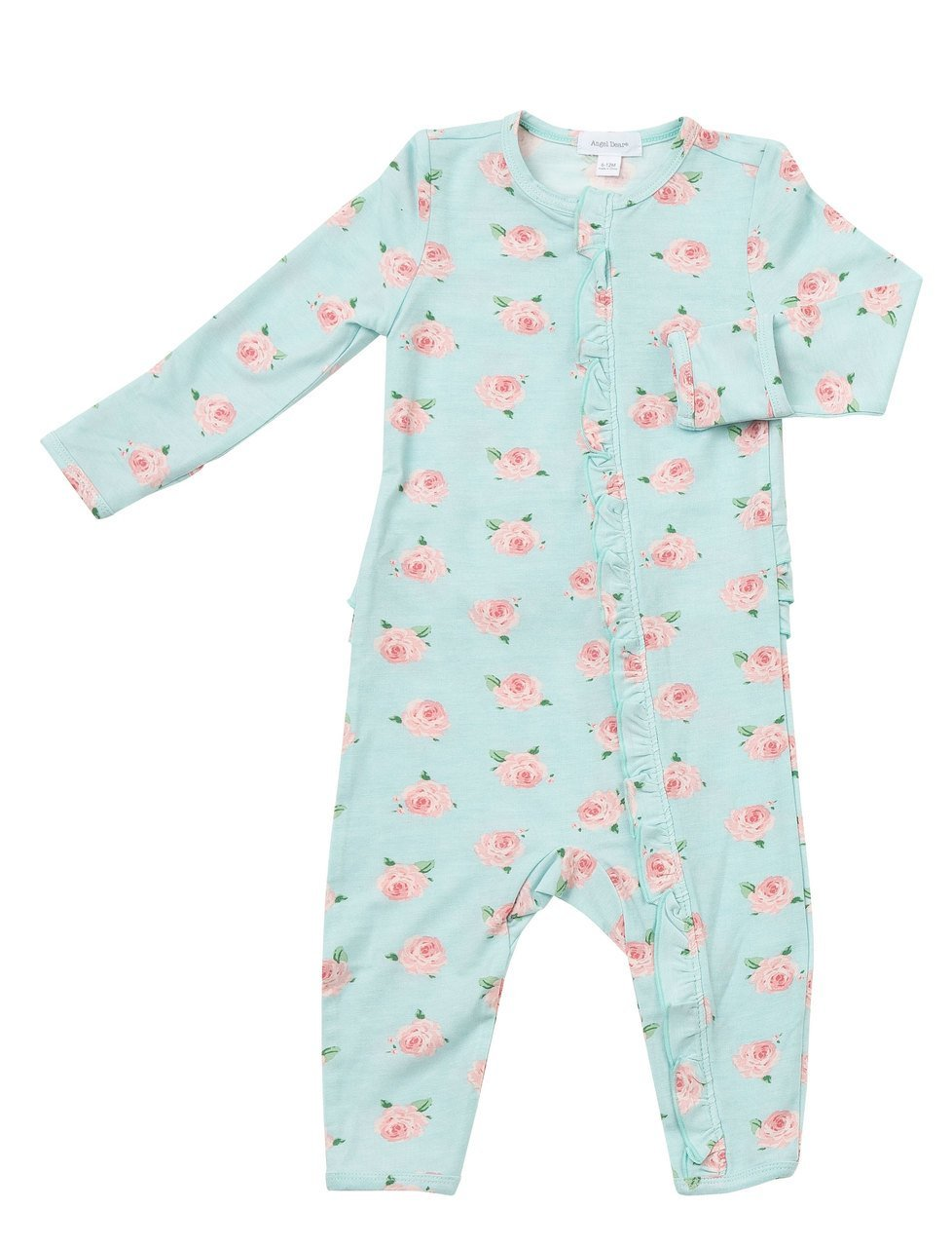 Babysupermarket Angel Dear Petite Rose Zippered Romper