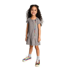 Appaman Apparel Appaman Grey Sparkle Siri Dress