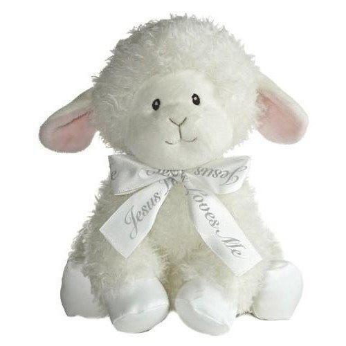 Aurora Blessings Wind Up Musical LambToysBabysupermarket