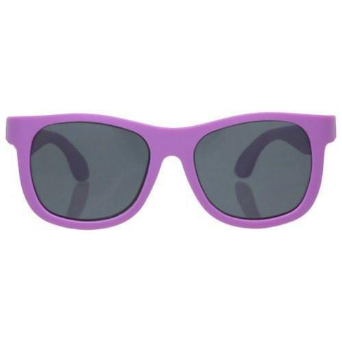 Babiators Navigators Children Sunglasses Purple Reign-Baby Care-Babysupermarket