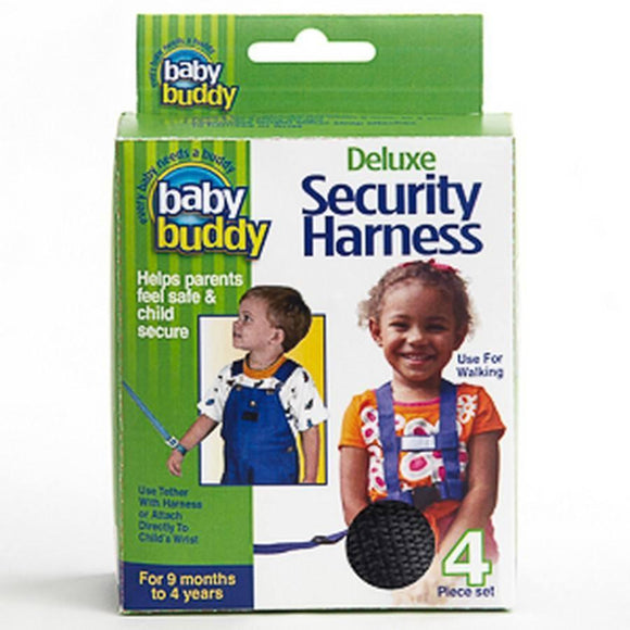 Baby Buddy Deluxe Security Child Harness-Baby Care-Babysupermarket