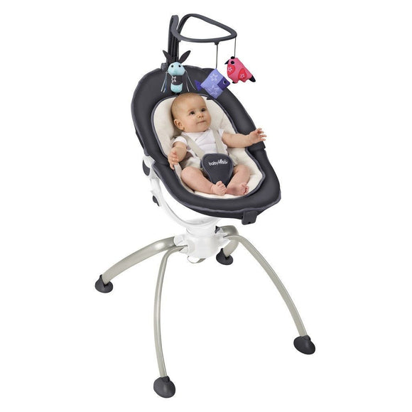 BabyMoov Swoon Up Baby Bouncer-Baby Gear-Babysupermarket