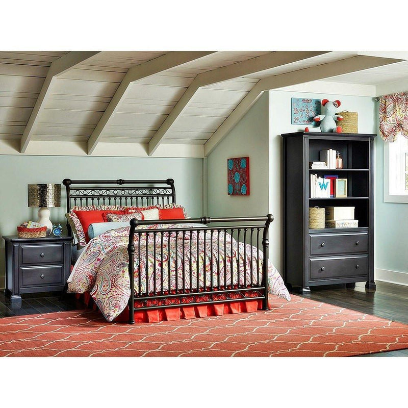 Babys Dream Cirque Metal Convertible Crib