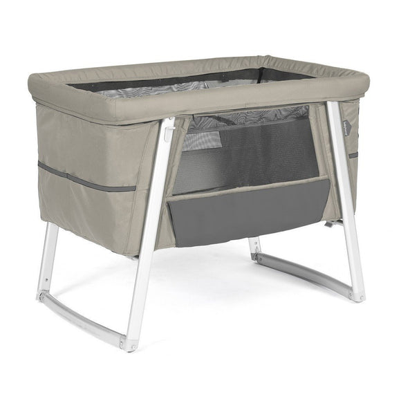 BabyHome Air Bassinet in Sand-Baby Gear-Babysupermarket