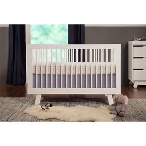 Babyletto Hudson Crib White-Furniture-Babysupermarket