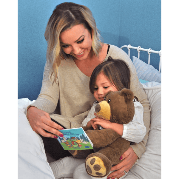 Cloudb Storytime Huxely Bedtime Story Teddy Bear