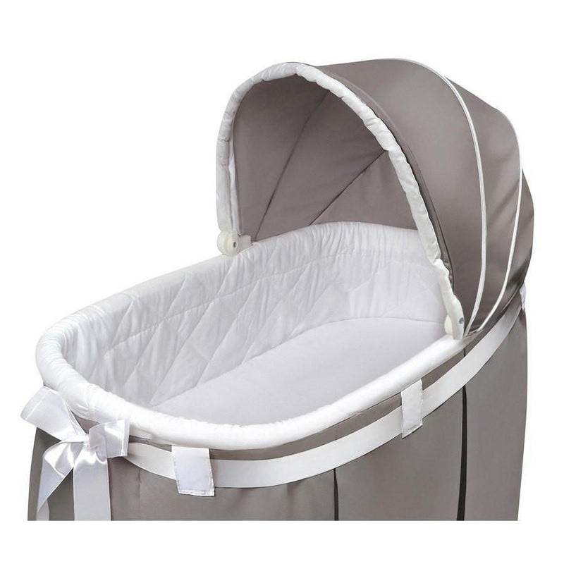 ... Badger Basket Wishes Oval Baby Bassinet Furniture Babysupermarket ...