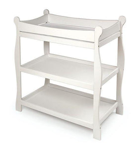 Badger Sleigh Nursery Changing Table-Furniture-Babysupermarket