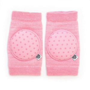 Bella Tunno Baby Care Bella Tunno Heathered Medium Pink Happy Knees