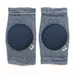 Bella Tunno Baby Care Bella Tunno Heathered Navy Happy Knees