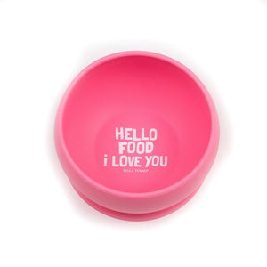 Bella Tunno Baby Care Bella Tunno Hello Food I Love You Wonder Bowl