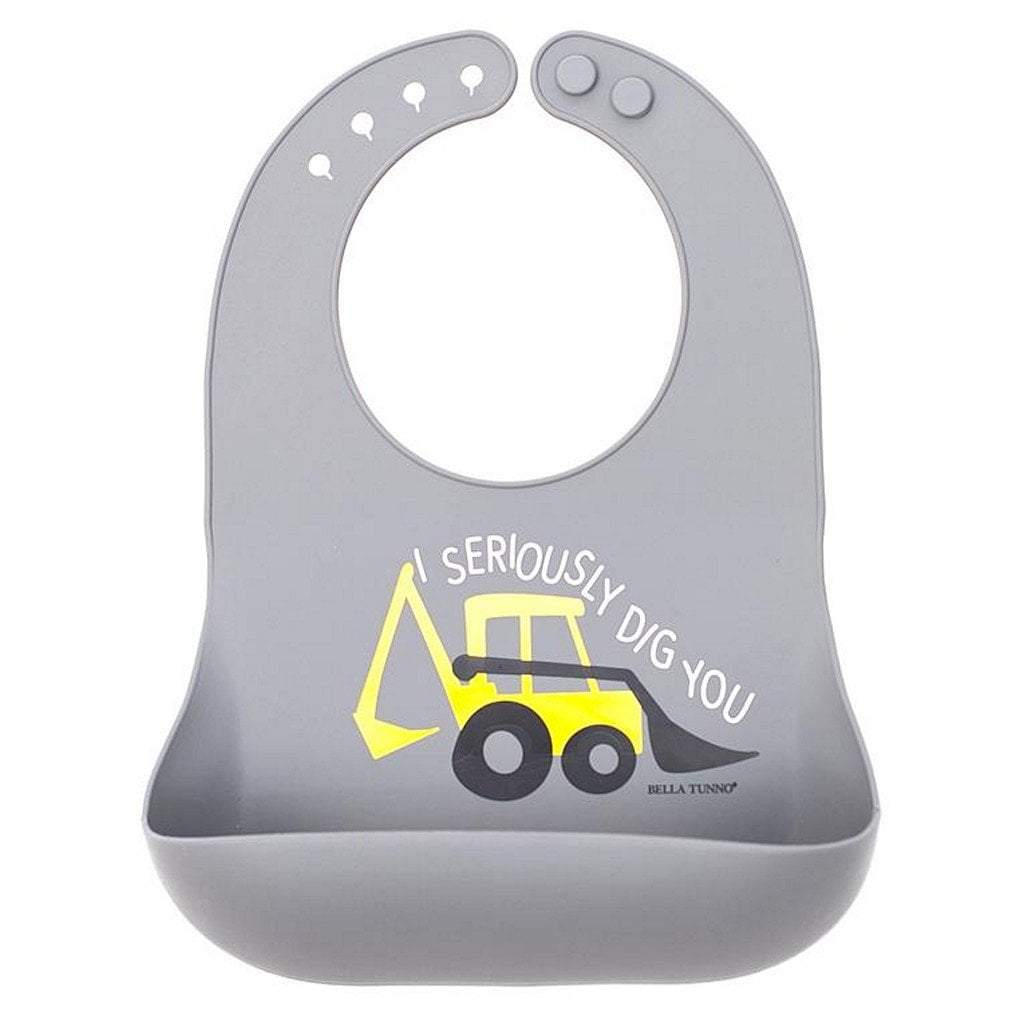 Bella Tunno Baby Care Bella Tunno Seriously Dig You Wonder Bib