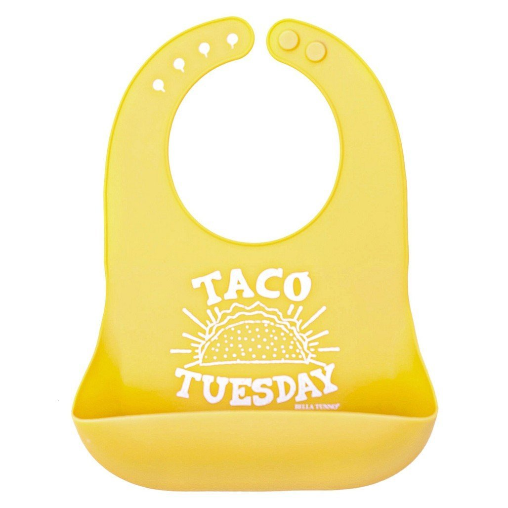 Bella Tunno Baby Care Bella Tunno Taco Tuesday Wonder Bib