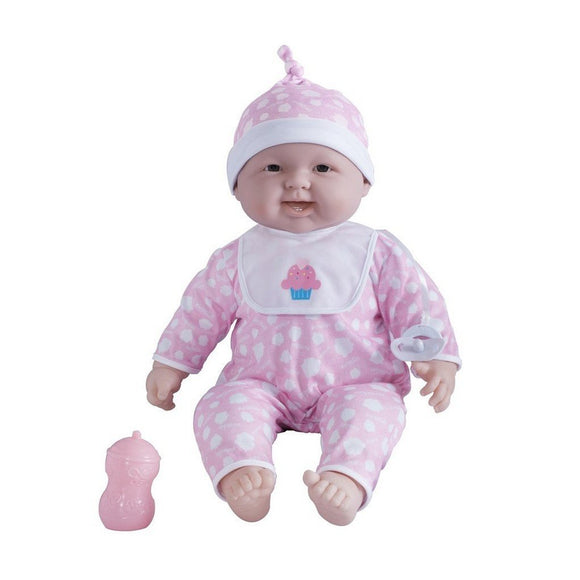 "JC Toys Dolls Berenguer Boutique 20"" Lots to Cuddle Baby Doll"