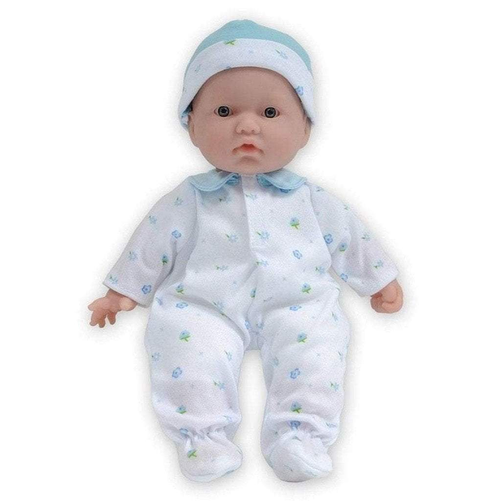"JC Toys Dolls Berenguer Boutique La Baby 11"" Play Doll Blue Outfit"