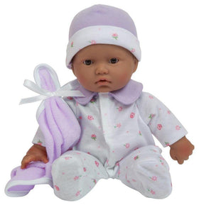 "JC Toys Dolls Berenguer Boutique La Baby 11"" Play Doll Hispanic"