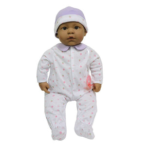 JC Toys Dolls Berenguer Boutique La Baby Soft Baby Doll with Pacifier Hispanic