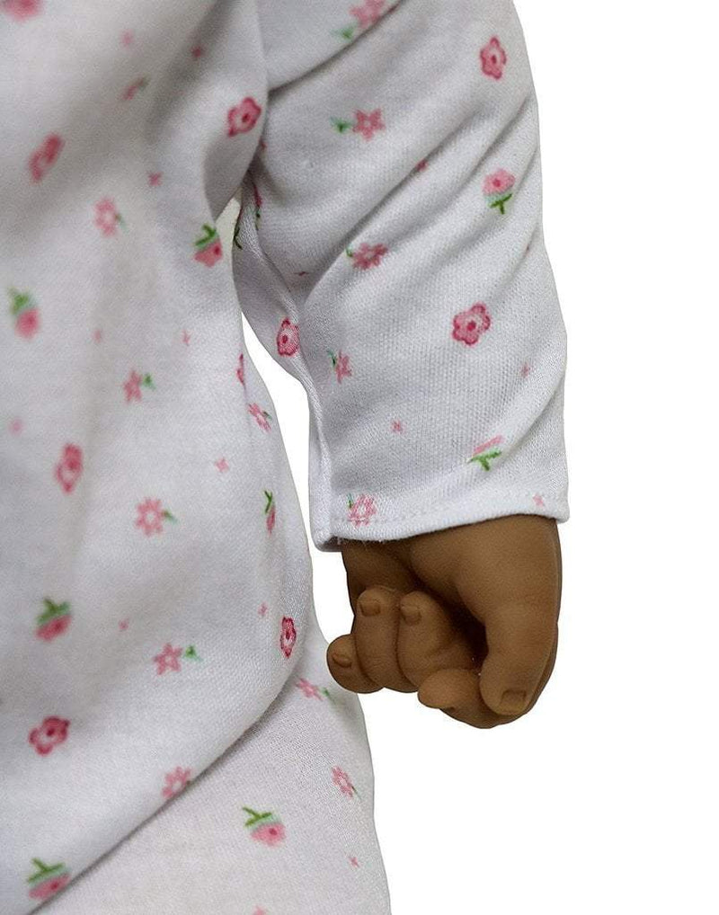 7c40153e3 ... JC Toys Dolls Berenguer Boutique La Baby Soft Baby Doll with Pacifier  Hispanic