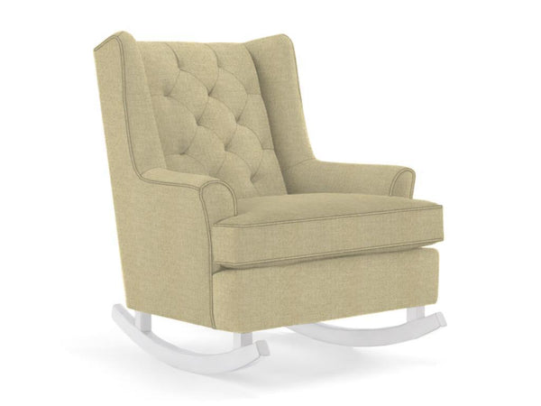 Best Storytime Paisley Rocking Chair
