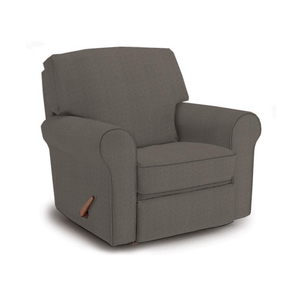 Best Storytime Irvington Swivel Glider Nursery Recliner-Furniture-Babysupermarket
