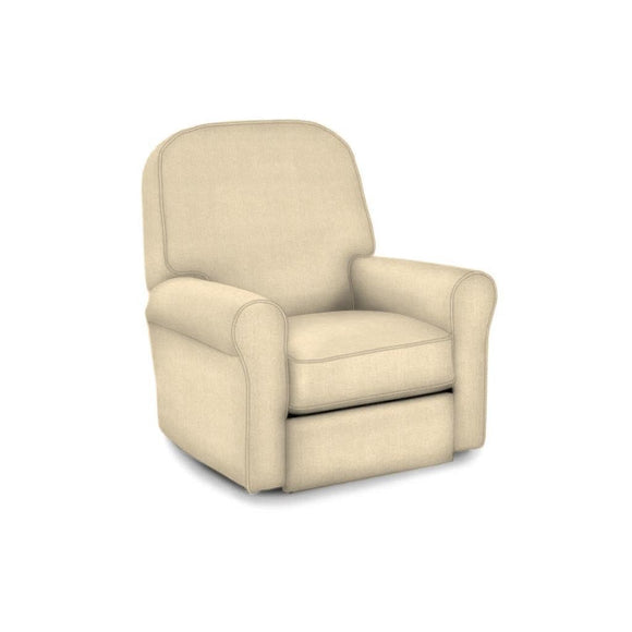 Best Furniture 27159 Burlap Best Storytime Benji Recliner Glider Rocker