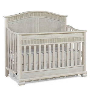 Bivona Furniture Bivona Dolce Babi Florenza 4 in 1 Convertible Crib and Double Dresser Sugar Cane