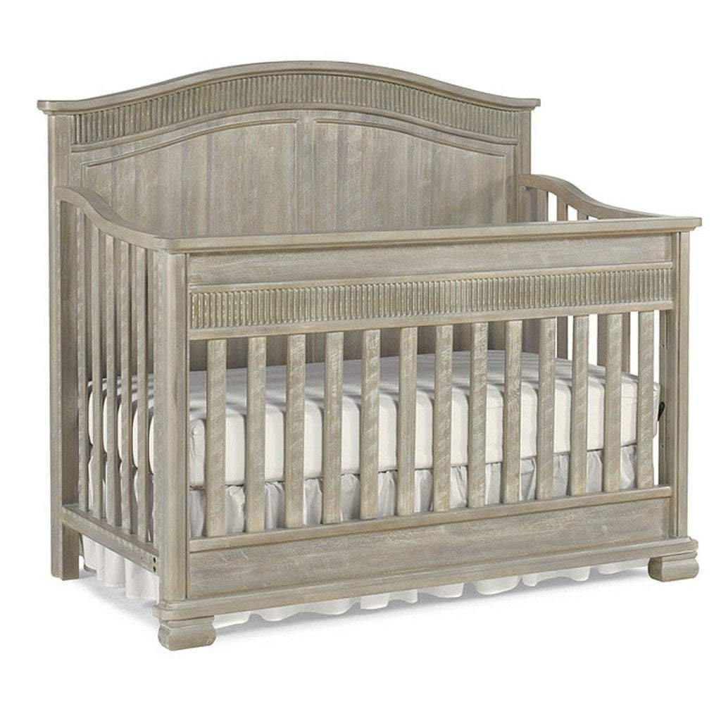 Bivona Dolce Babi Florenza 4 in 1 Convertible Crib Dove Grey