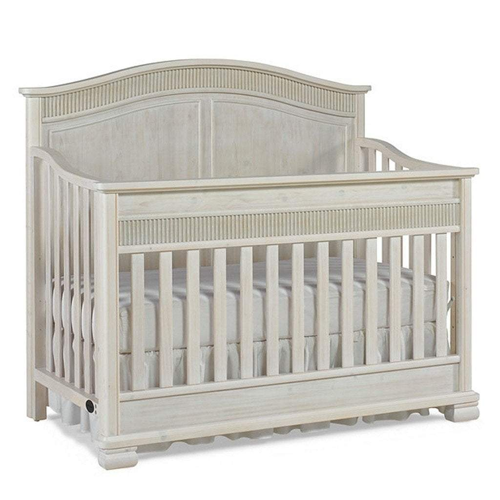 Bivona Furniture Bivona Dolce Babi Florenza 4 in 1 Convertible Crib Sugar Cane