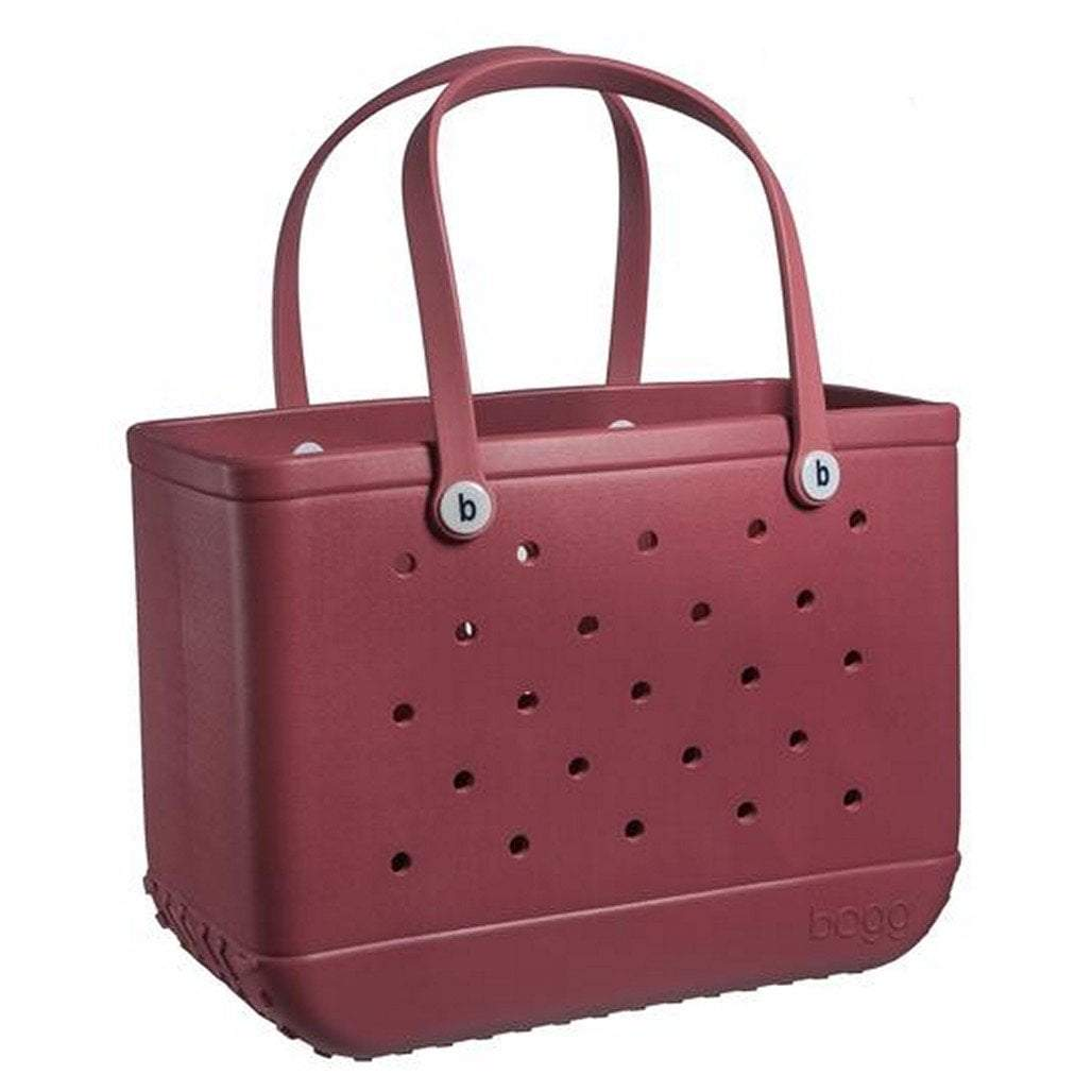 Bogg Gifts & Apparel Bogg Bags Original Bogg Bag Burgundy Bogg